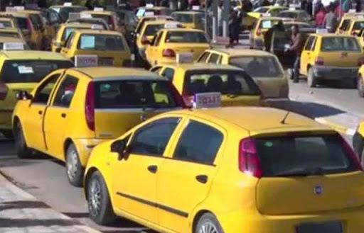 ستغيب سيارات التاكسي يوم 24 فيرفري