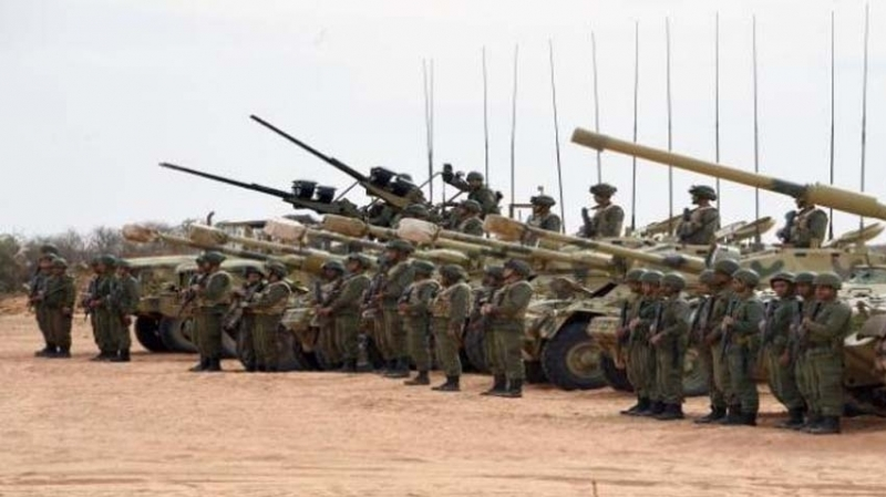 الجيش يرفع من درجة اليقظة بالحدود