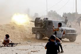 Libye : quand le conflit armé et la pandémie font un
