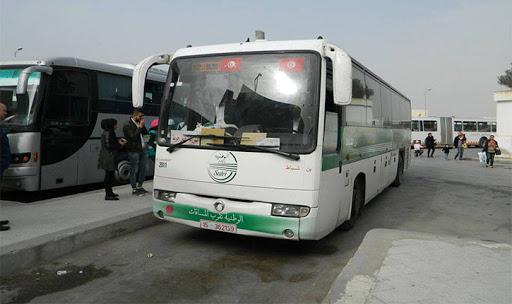 تعديلات على سفرات شركة النقل بين المدن