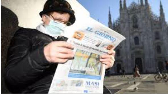 إيطاليا تلغي إلزامية ارتداء الكمامات في الشوارع انطلاقا من هذا التاريخ