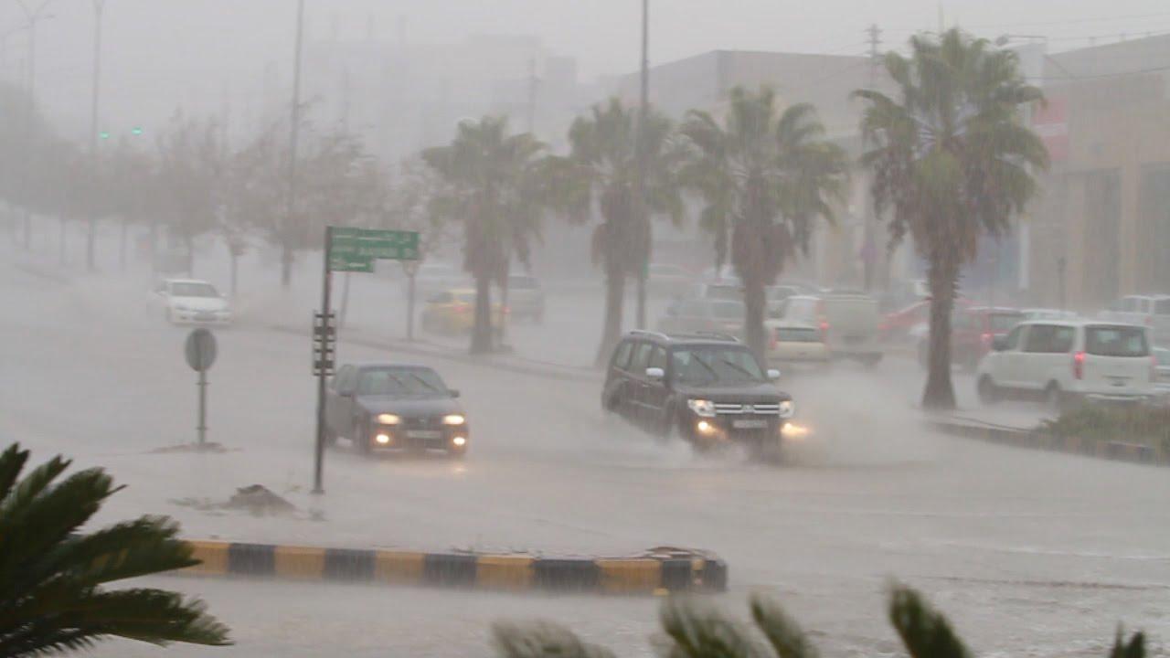 الرصد الجوي: أمطار غزيرة الليلة وغدا في هذه المناطق