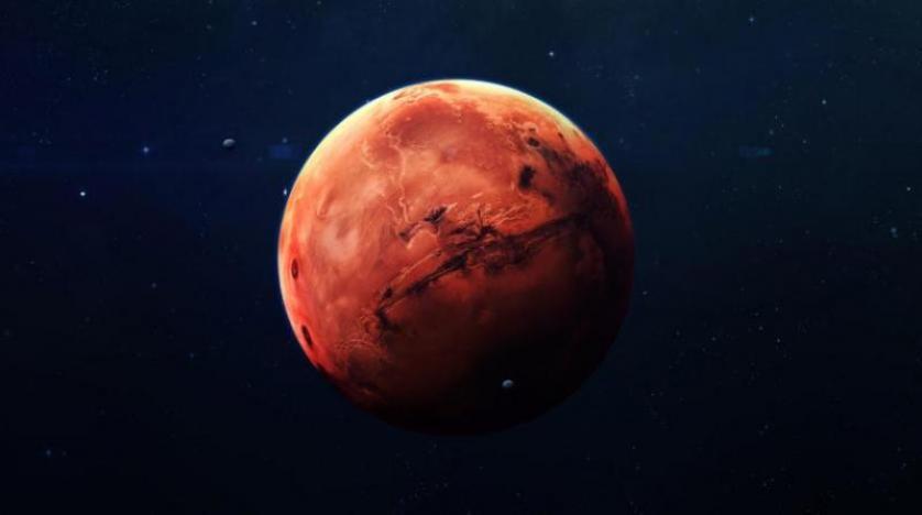"""مركبة """"ناسا"""" تبدأ نشاطها في المريخ (فيديو)"""