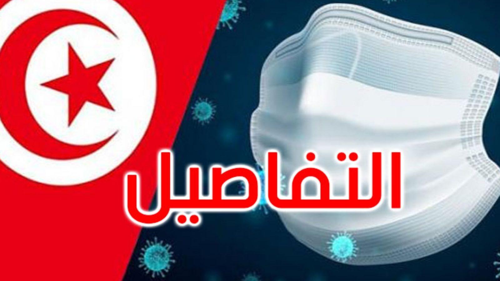 فيديو :الوضع الوبائي في تونس,أرقام قياسية جديدة في عدد الحالات المكتشفة