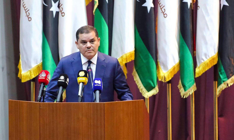 دبلوماسي سابق: سحب الثقة من حكومة الدبيبة قد يأخذ ليبيا للمجهول