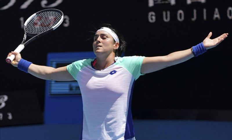 بطولة مدريد المفتوحة/انس جابر تترشح بسهولة