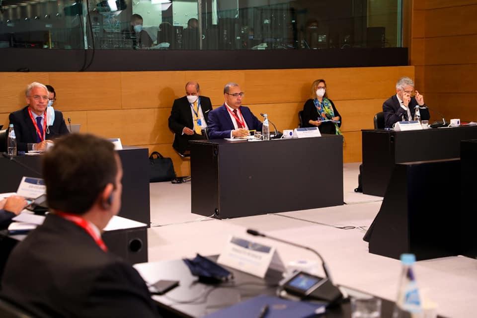 المشيشي في اجتماع أوروبي إفريقي بالبرتغال: تونس لن تكون أرض لجوء