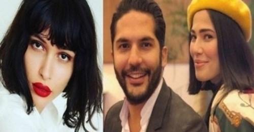 مرام بن عزيزة ترفع قضية زنا ضدّ زوجها وعزّة سليمان(صور)
