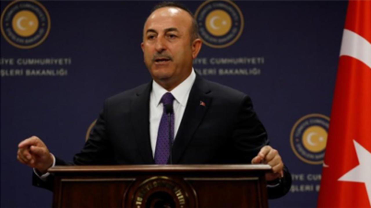 وزير الخارجية التركي في أول زيارة للسعودية منذ حادثة خاشقجي