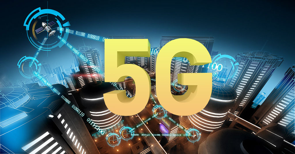 """مدينتان عربيتان على قائمة أسرع شبكات """"5G"""" حول العالم"""