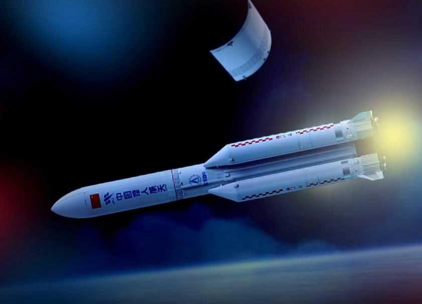 أين ومتى ستكون نهاية الصاروخ الصيني التائه