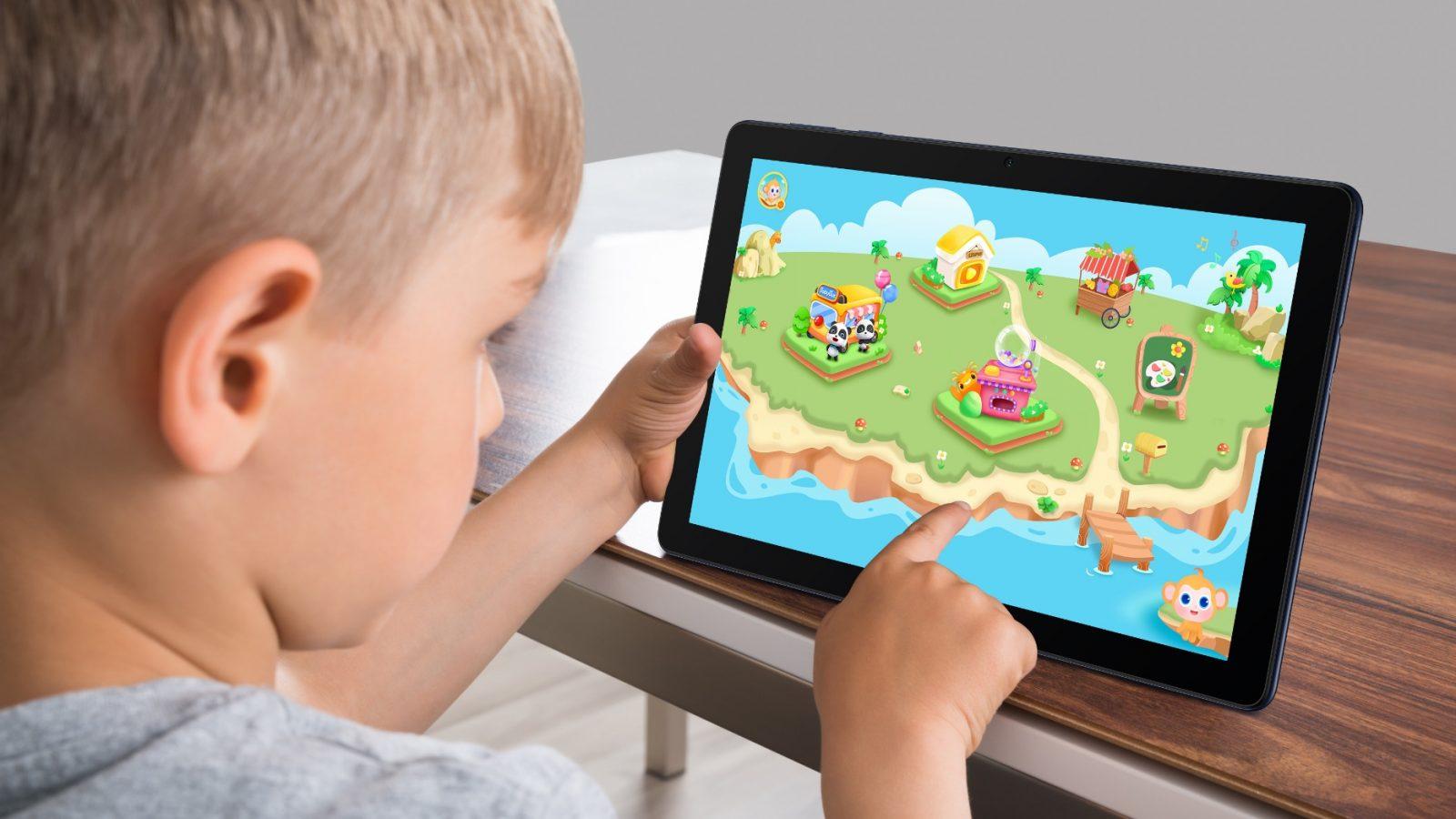 اللوحة الرقمية  الجديدة المخصصة للأطفال من هواوي