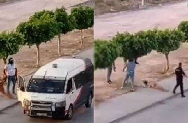 قضية سحل طفل في سيدي حسين /هذه حقيقة ايقاف الامنيين المتورطين في القضية