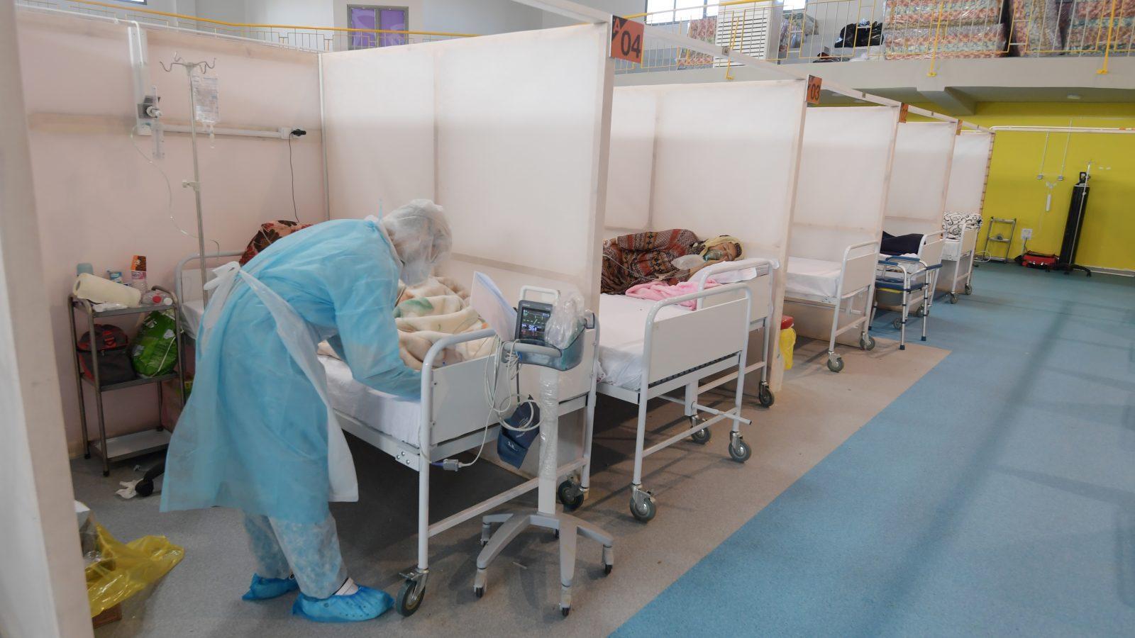 هذا عدد المرضى المصابين بكورونا في المستشفيات والمصحات