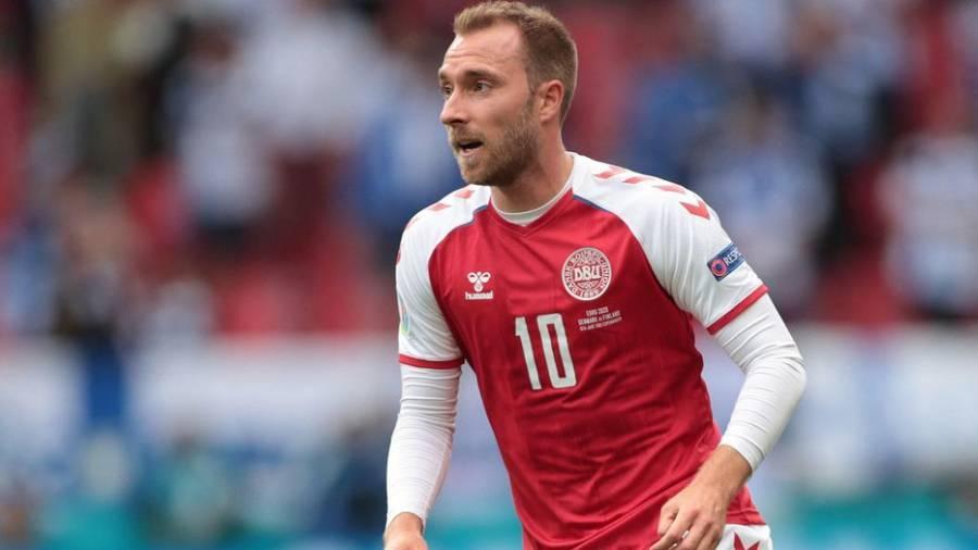 """تطورات جديدة في الوضعية الصحية للاعب الدانماركي """"ايركسن"""""""