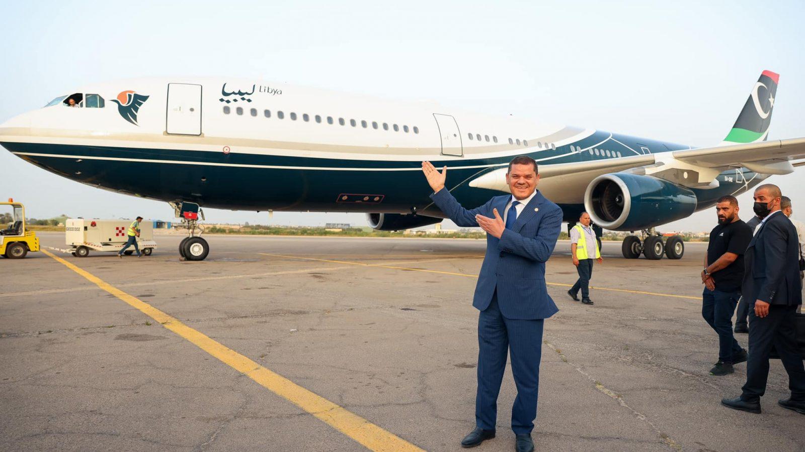 ليبيا تسترجع الطائرة الخاصة للقذافي