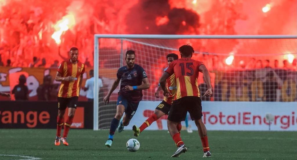 معطى جديد قد يخدم مصلحة الترجي في مباراة الاياب امام الاهلي المصري