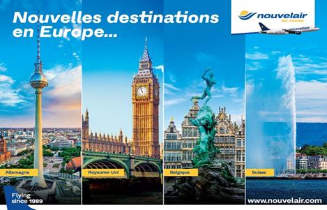 نوفلار توسع شبكتها نحو18 وجهة في أوروبا