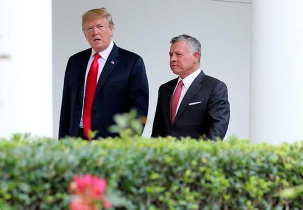 """وفق صحيفة أمريكية/ هناك صلة بين محاولة الانقلاب في الأردن و""""صفقة القرن"""".. وهذا دور إسرائيل"""