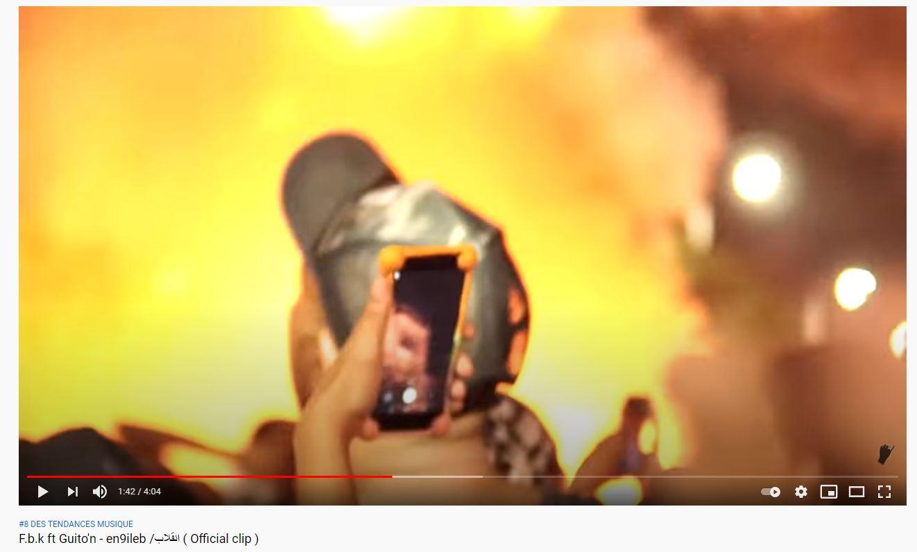 شباب يطلقون أغنية تدعم قرارات الرئيس قيس سعيد الأخيرة (فيديو)