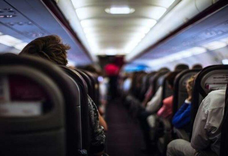 شجار عنيف  على متن طائرة (فيديو)