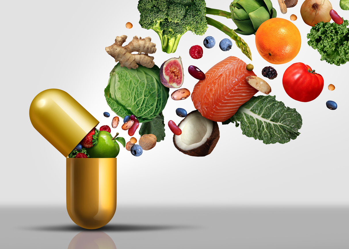 عناصر غذائية تشحن جهازك المناعي