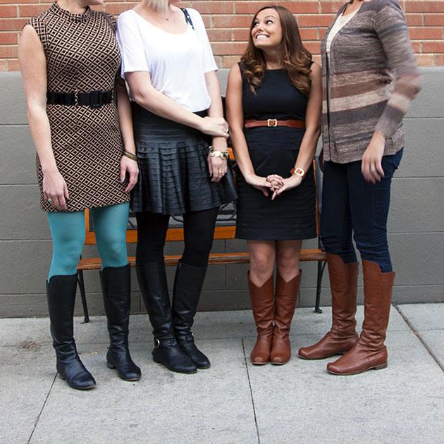 تجنّبي هذه النقاط عند اختيار ملابسك ان كنت قصيرة القامة