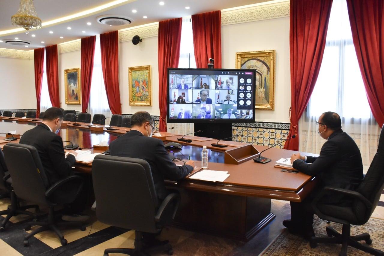 17 مشروع أمر حكومي في مجلس الوزراء