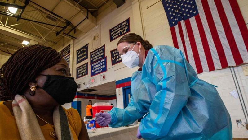 نيويورك/ مكافـأة مالية بـ100 دولار لمن يتلقى اللقاح