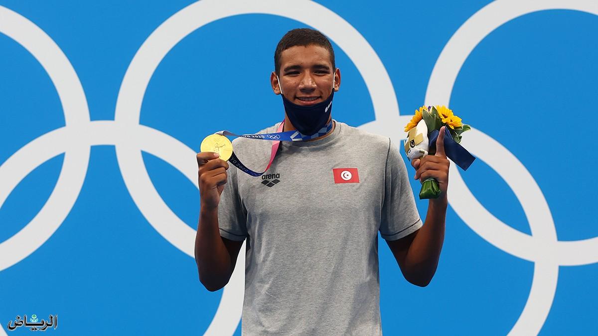 أولمبياد طوكيو /الحفناوي يتوج ويكتب اسمه بأحرف  من ذهب