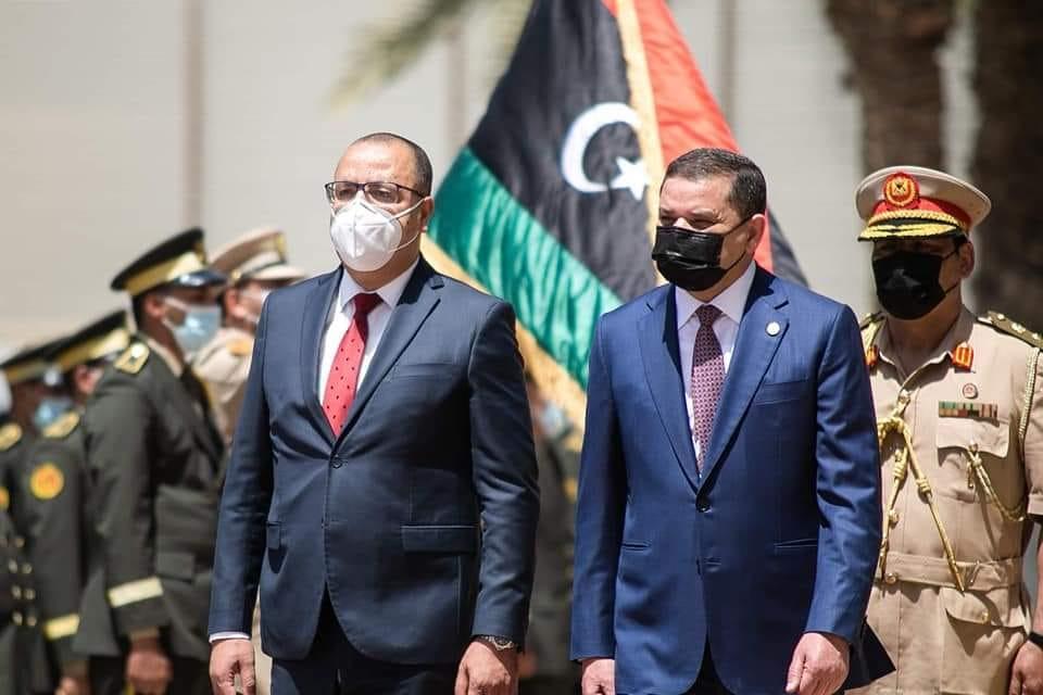 رئيس الحكومة الليبية للمشيشي : قرار غلق الحدود وقائي وظرفي وسيتم رفعه