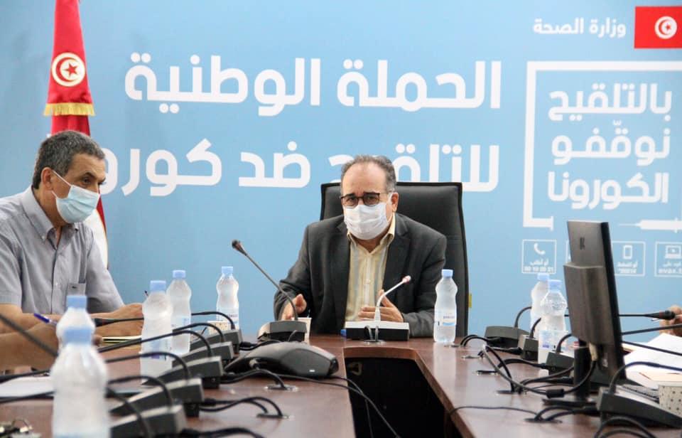 وزير الصحة يؤكد على دعم القطاع الصحي بالإنتدابات اللازمة