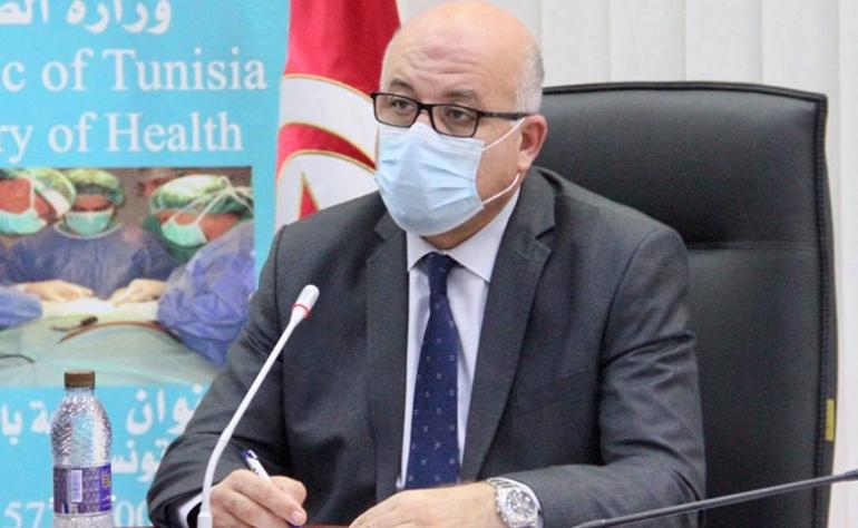 اقالة وزير الصحة