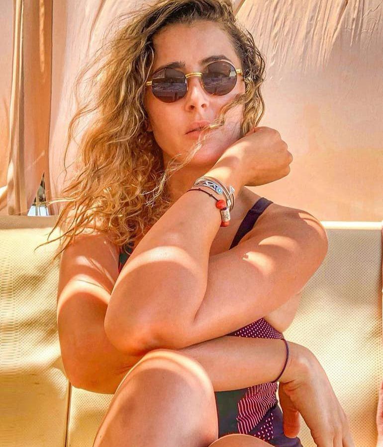 بالصور : اخر صيحات ملابس البحر من نجمات تونسيات
