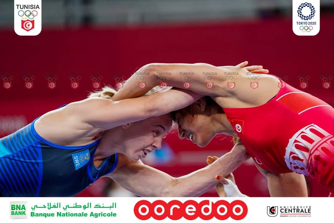 اولمبياد طوكيو /مروى العمري تنهزم أمام السويديةكاتارينا…