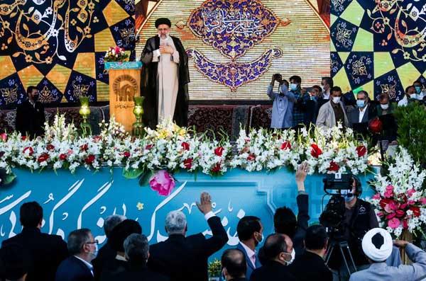 التمثيل الأوروبي في حفل تنصيب الرئيس الإيراني الجديد يثير حفيظة الإسرائيليين