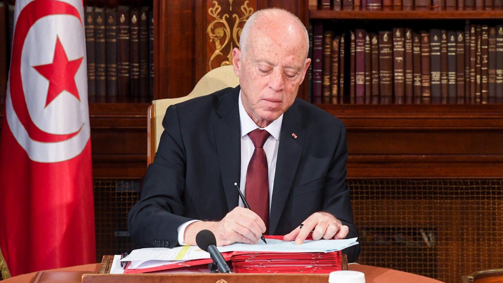 الجمعية التونسية لتمثيليةالأمم المتحدة تدعو سعيد إلى وضع حد للاستخدام المفرط للإقامة الجبرية والقيود المفروضة على السفر