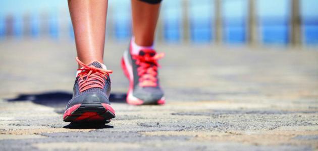 هذا عدد الخطوات المطلوب يوميا للتمتع بصحة مثالية