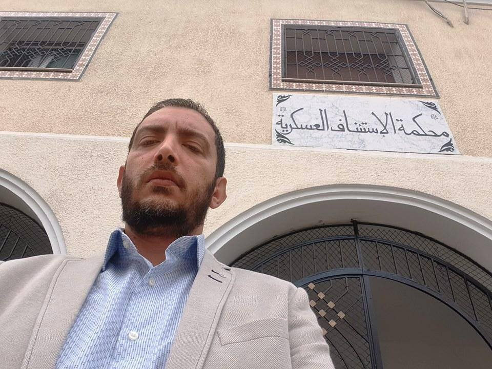 هكذا تصرّف ياسين العياري أمام المحكمة العسكرية