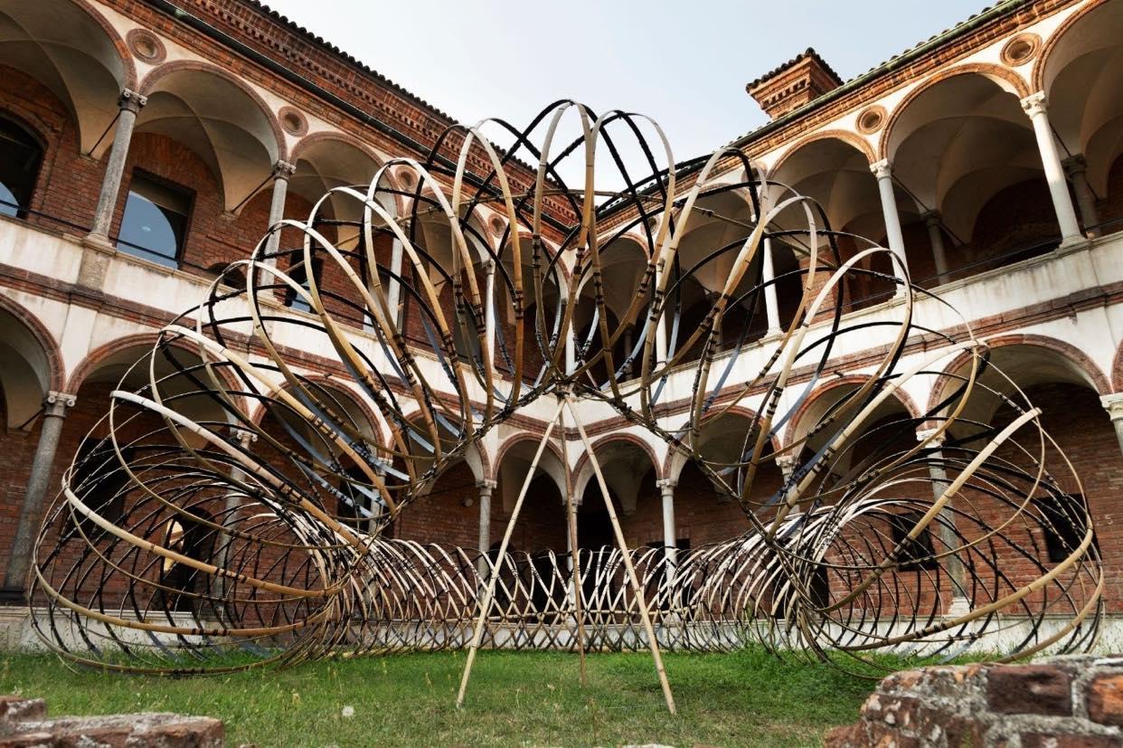 أسبوع ميلانو للتصميم 2021: OPPO تتعاون مع المهندس المعماري الياباني Kengo Kuma لإنشاء تركيبة فنيّة رائدة متعدّدة الحواس
