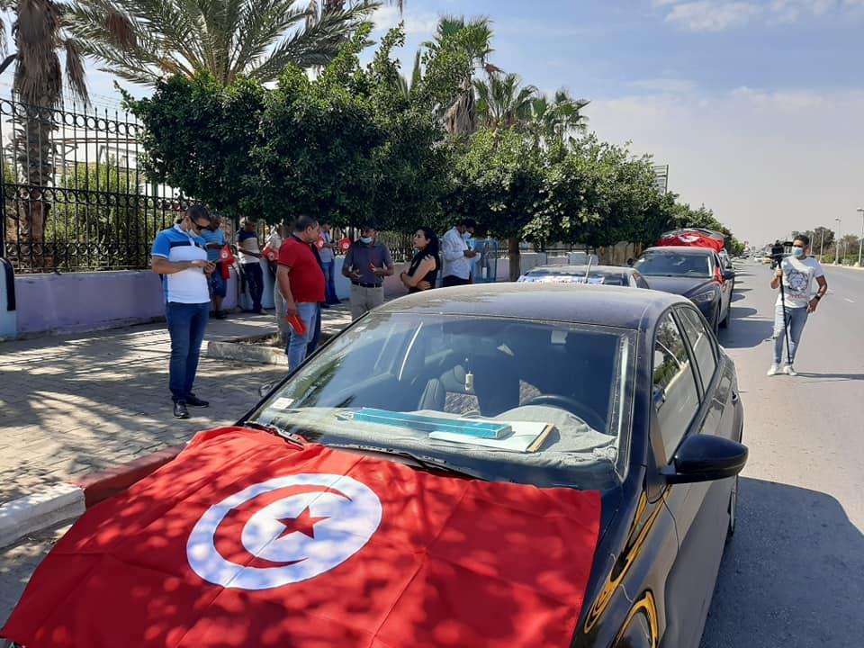مسيرة للفلاحين من صفاقس إلى قصر قرطاج