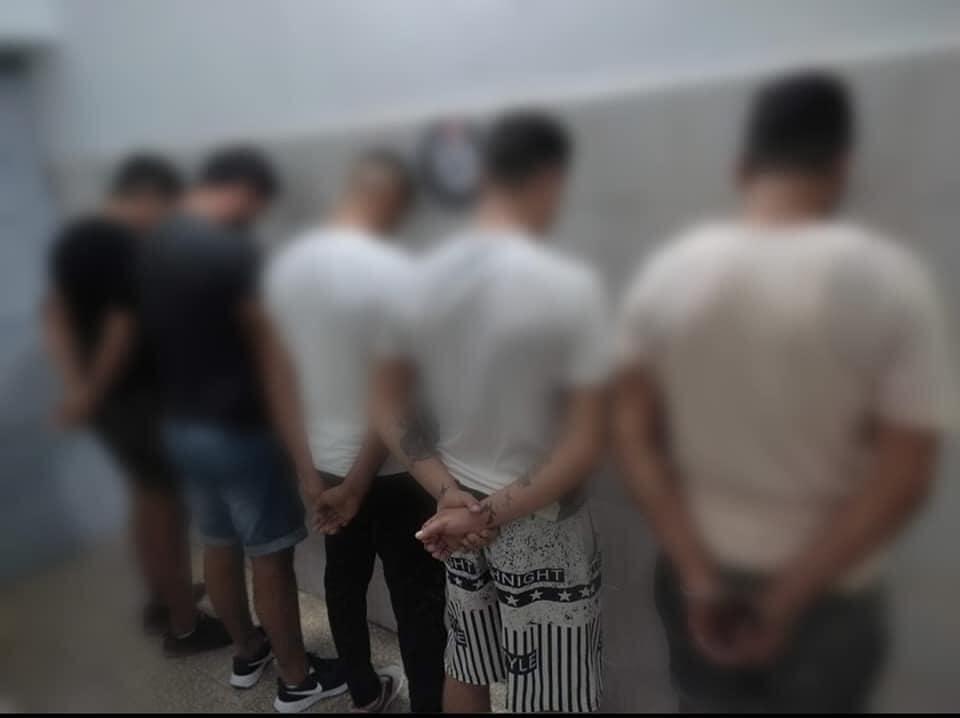 الحمامات/ عصابة مختصة في نطر هواتف التلاميذ