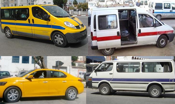 ايقاف العمل بترتيب الاولويات في عملية إسناد تراخيص النقل العمومي غير المنتظم