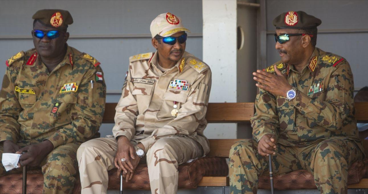 3 سفراء سودانيون يدينون الانقلاب العسكري