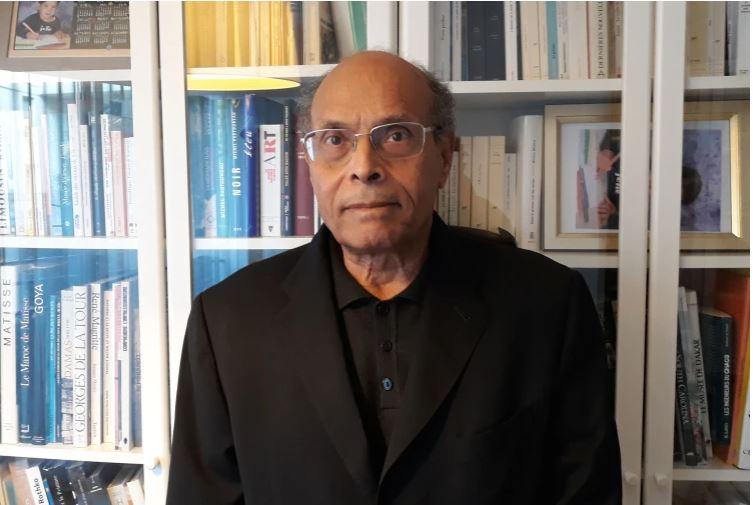 المرزوقي: تونس اليوم تدخل نفقا مظلما