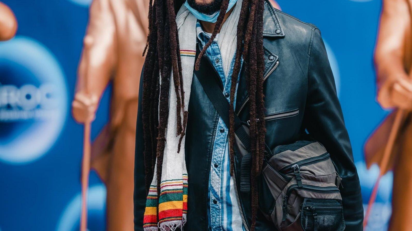 نجل بوب مارلي يشارك في معرض الأزياء الأفريقية في أديس أبابا