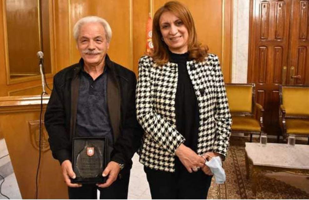 حسين بن عمو يفوز بجائزة علي البلهوان الأدبية
