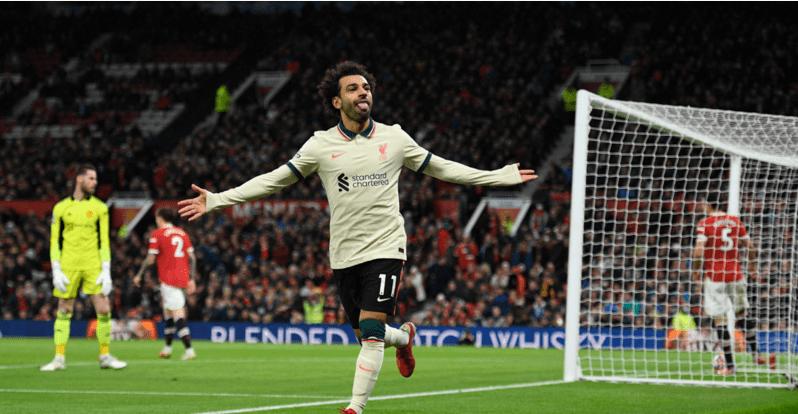 هزيمة عريضة لمانشستر يونايتد امام ليفربول، وصلاح يتألق مجددا