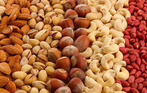 العاصمة/ حجز ما يقارب الـ10 أطنان من الفواكه الجافة